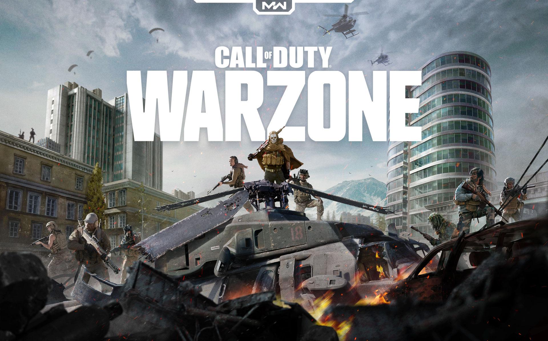 สเปคคอมเล่น Call of Duty Warzone