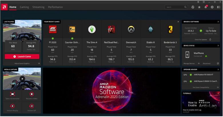 AMD Adrenalin 2020 cov 1