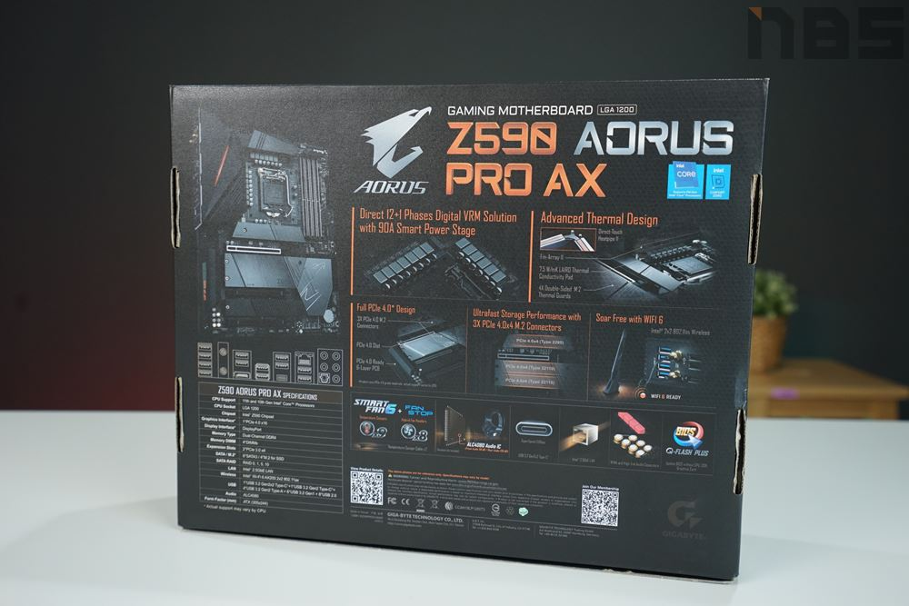 AORUS Z590 PRO AX 02