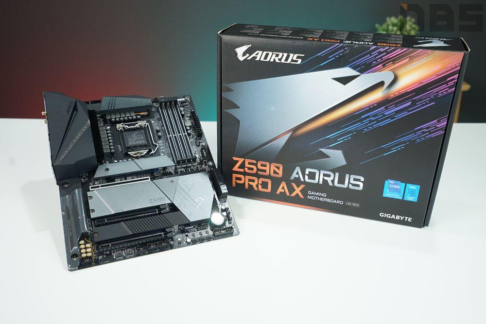AORUS Z590