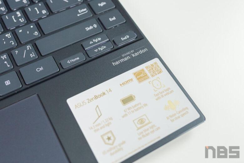 ASUS ZenBook 14 UM425U Review 11