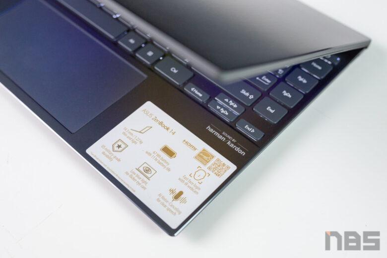 ASUS ZenBook 14 UM425U Review 15