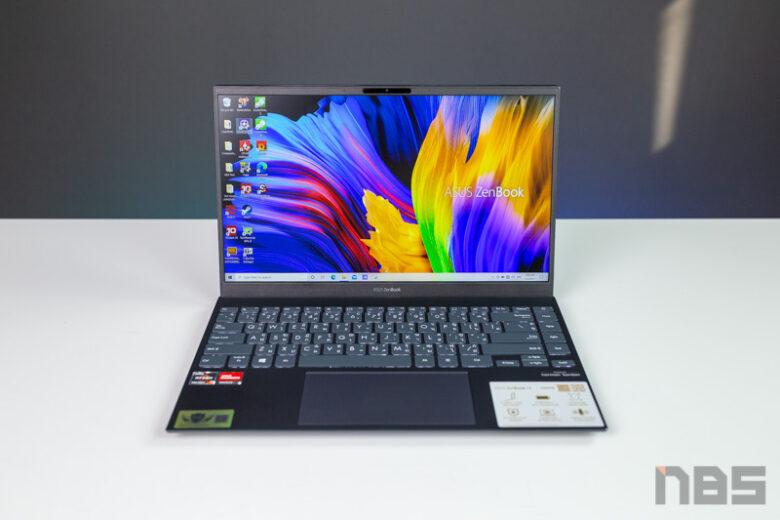 ASUS ZenBook 14 UM425U Review 6