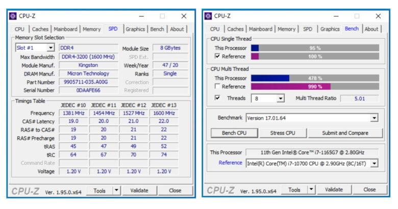 CPUz 2 2