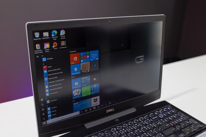 Dell G5 SE Ryzen 7 Com7 Review 8