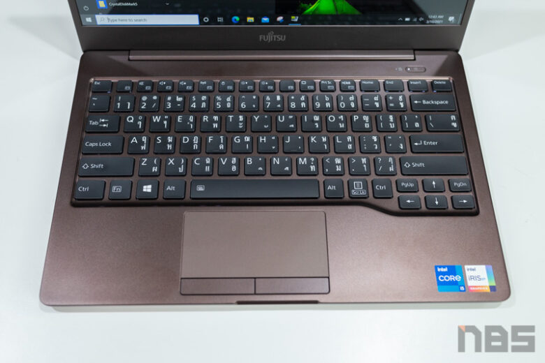 Fujitsu CH X Core i Gen 11 Review 17
