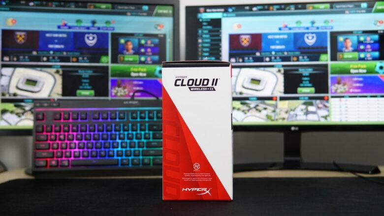 HyperX Cloud II Wireless 23