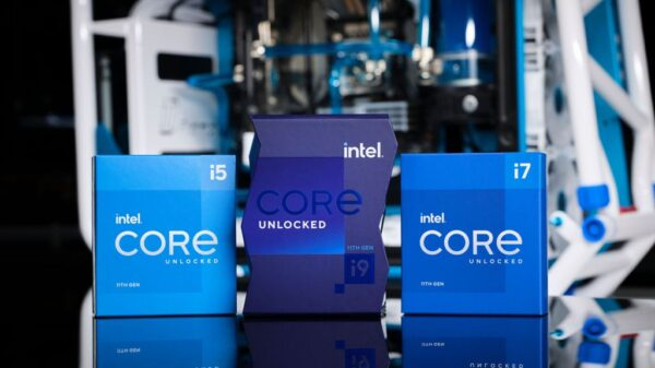 Intel 11th Gen Core desktop 6