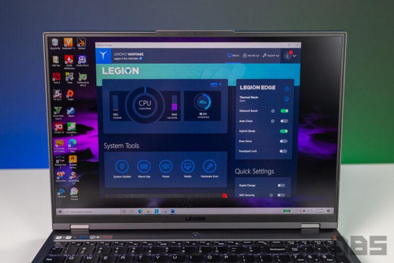 Lenovo Legion 5 Pro R7 RTX3070 Review 20