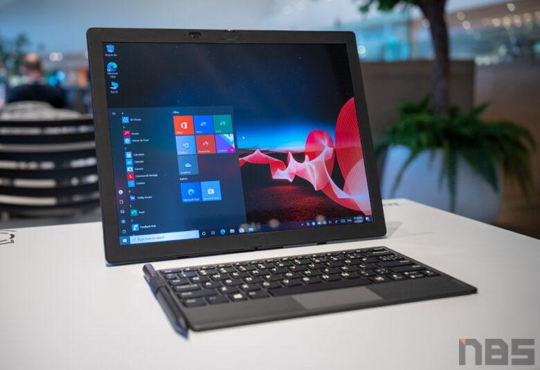 Lenovo ThinkPad X1 Fold Review 14
