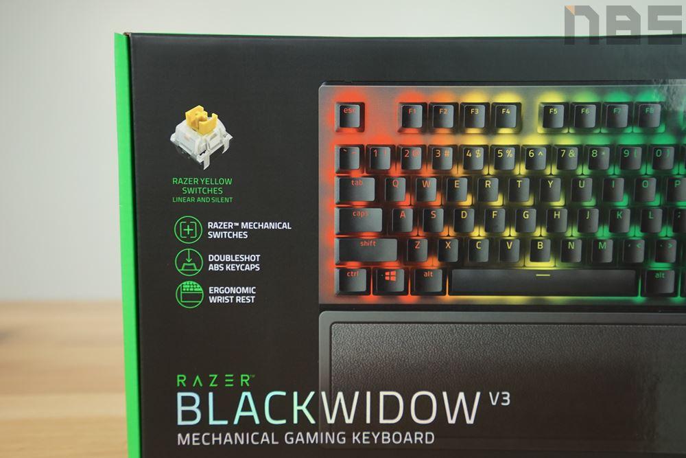 Razer blackwidow v3 55