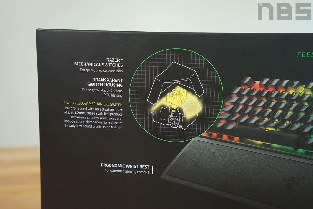 Razer blackwidow v3 56