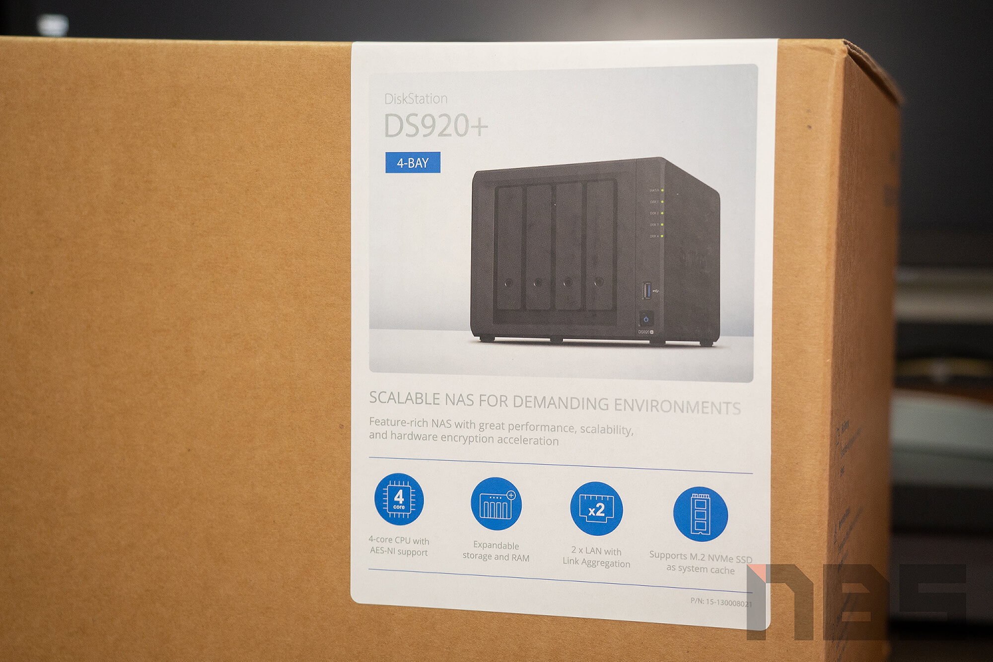 Review Synology DS920 plus NotebookSPEC 01