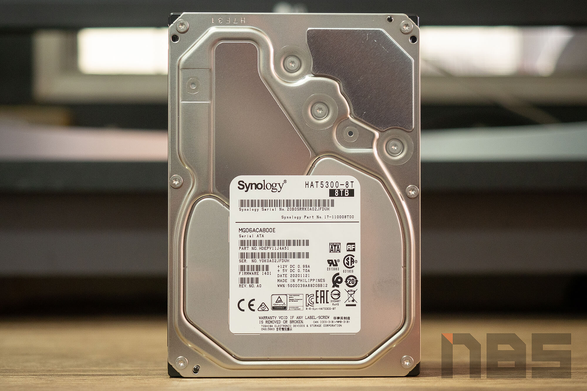 Review Synology DS920 plus NotebookSPEC 31