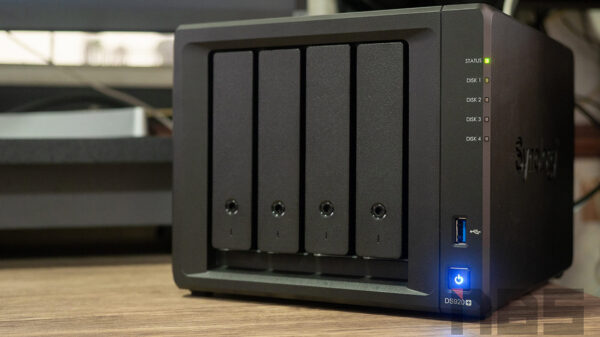 Review Synology DS920 plus NotebookSPEC 41