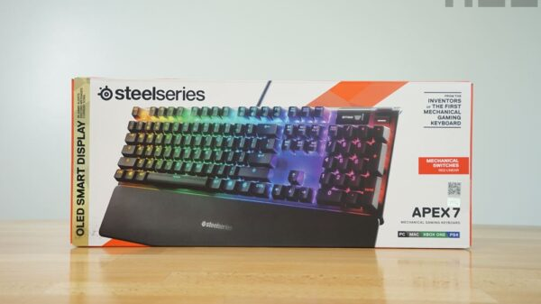 Streelseries APEX 7 01
