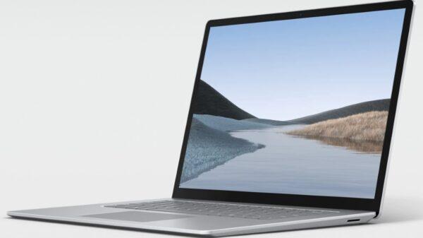 Surface Laptop 3 4