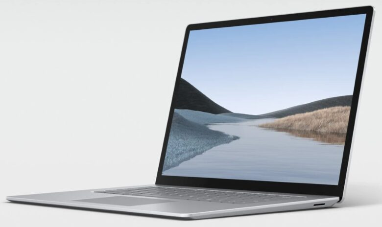 Surface Laptop 3 4