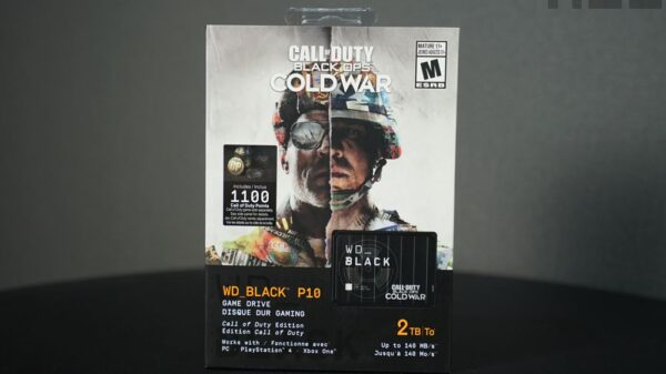 WD Black P10 Call of Duty Edition 01