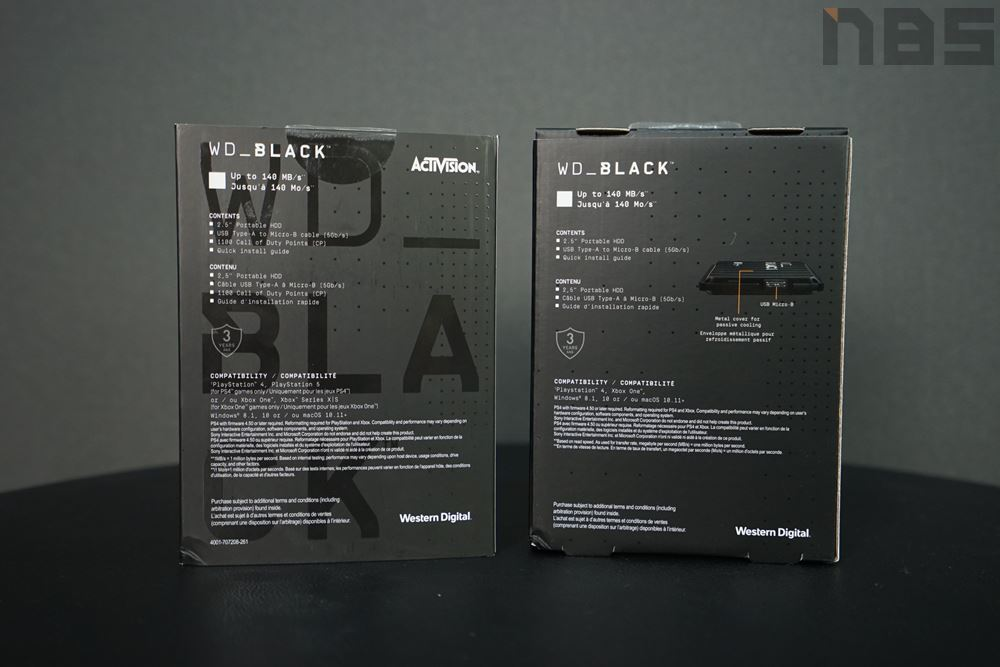 WD Black P10 Call of Duty Edition 06