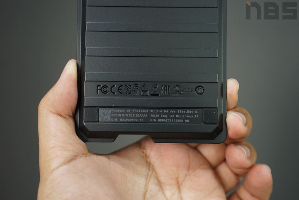WD Black P10 Call of Duty Edition 11