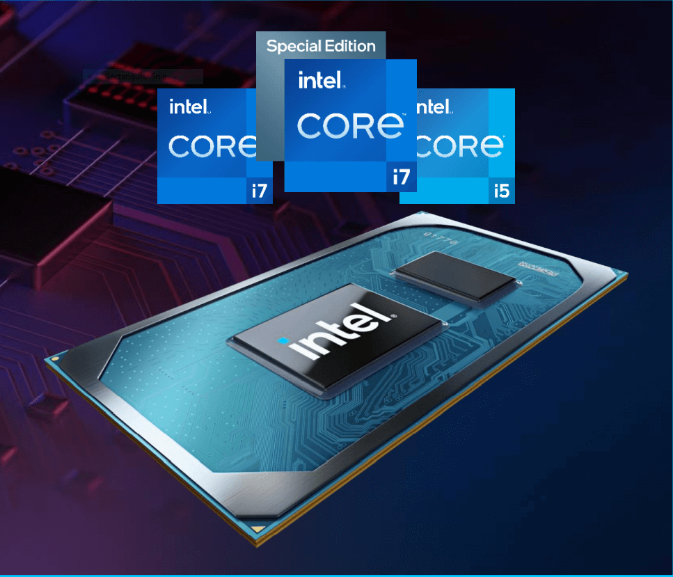 Intel Tiger Lake-H