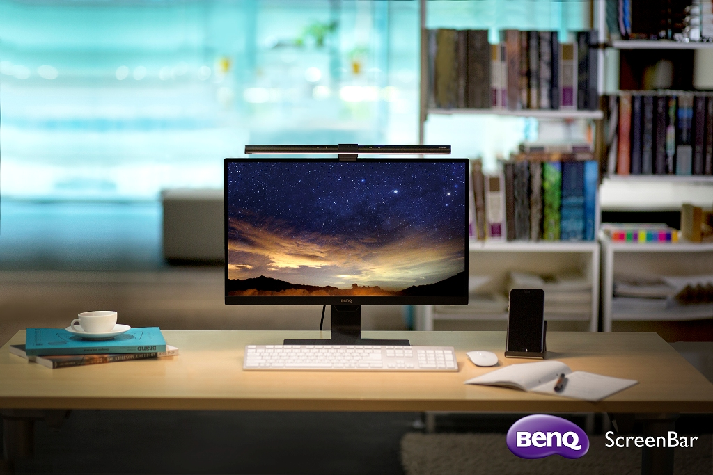 1.BenQ Screen Bar