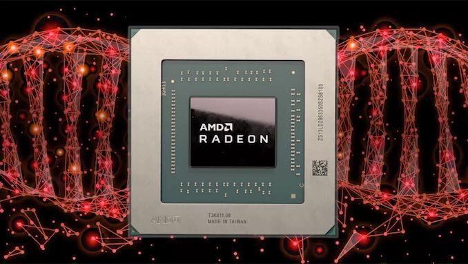 AMD Radeon RX 6000M
