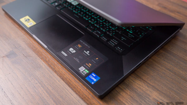 ASUS TUF Dash F15 FX516 i5 RTX3060 Review 25