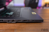 ASUS TUF Dash F15 FX516 i5 RTX3060 Review 50