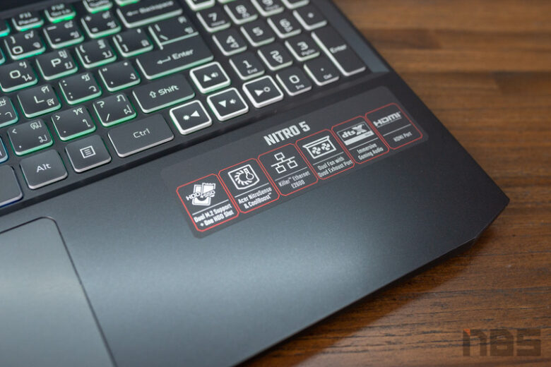 Acer Nitro 5 R5600H GTX1650 Review 19