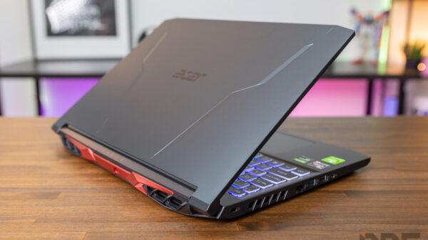 Acer Nitro 5 R5600H GTX1650 Review 54