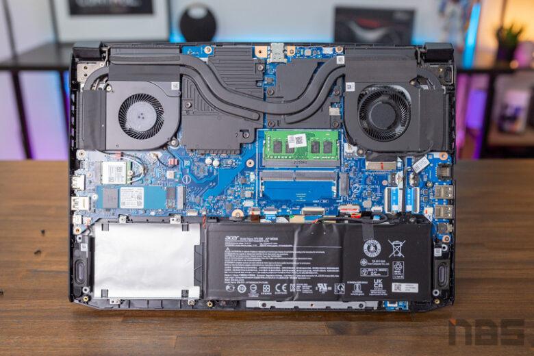 Acer Nitro 5 R5600H GTX1650 Review 64