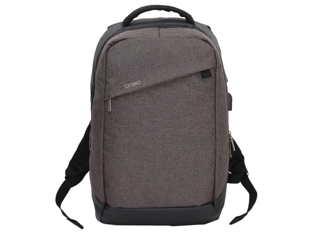 DTBG Backpack for MacBook Laptop 15 inch Grey D8063 1 1607099143