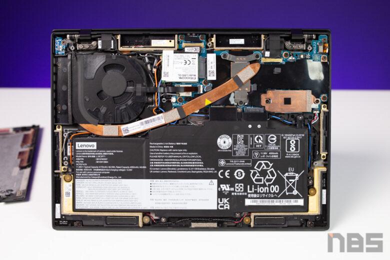 Fujitsu UH X i7 1165G7 Review 1