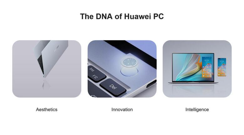 HUAWEI MateBook DNA
