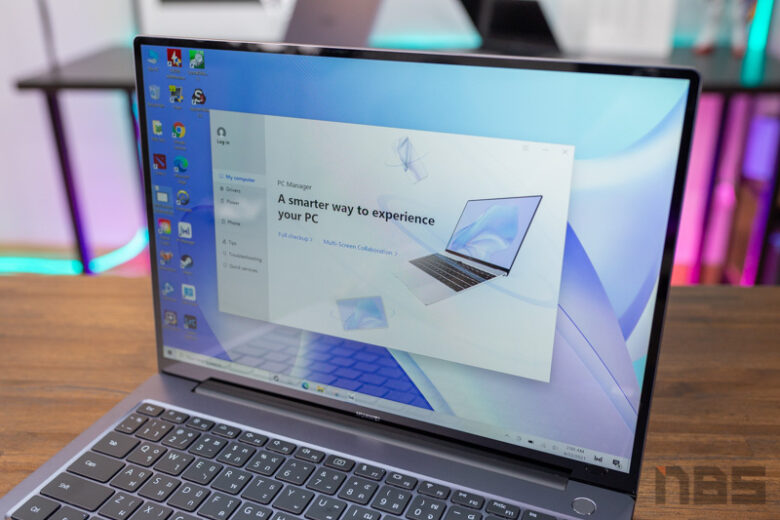 Huawei MateBook 14 Core i Gen 11 Review 27
