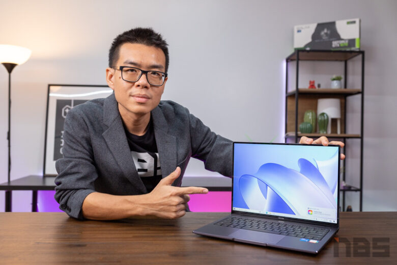 Huawei MateBook 14 Core i Gen 11 Review 99