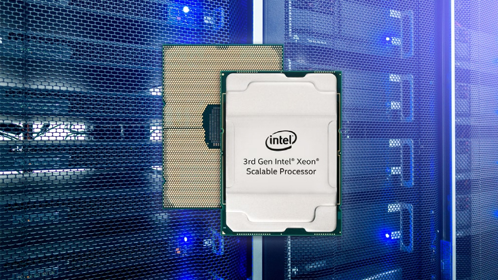 Intel 3rd Gen Xeon Scalable 4