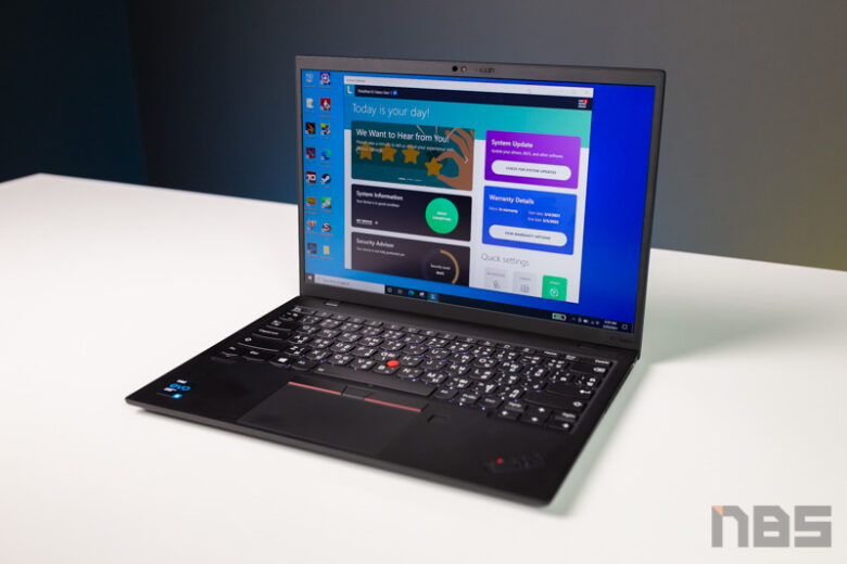 Lenovo ThinkPad X1 Nano Review 18