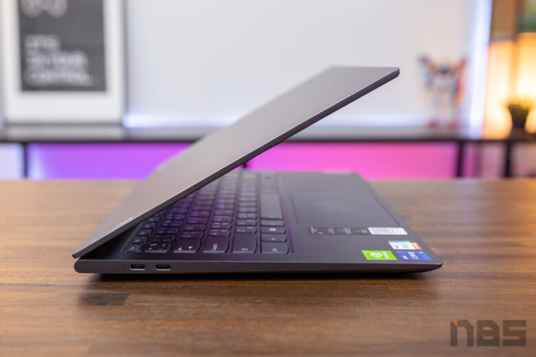 Lenovo YOGA Slim 7i Pro Review 48