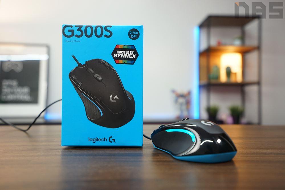Logitech G300S 33