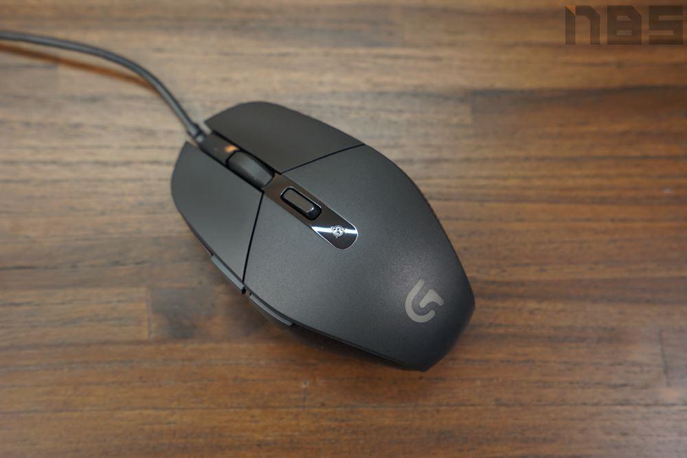Logitech G302 06