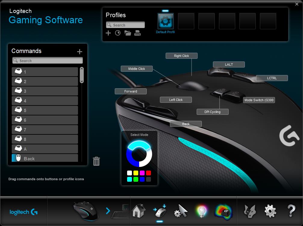 Logitech Gaming Software 4 28 2021 11 03 01 AM