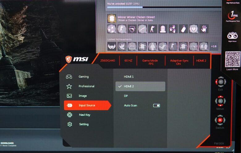MSI OPTIX G273QF 41