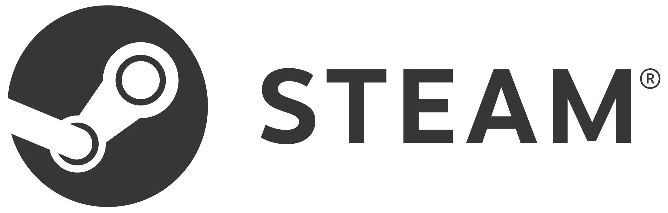 New Steam Logo with name