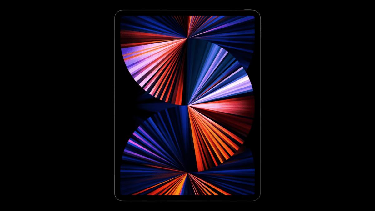 ipad pro screen