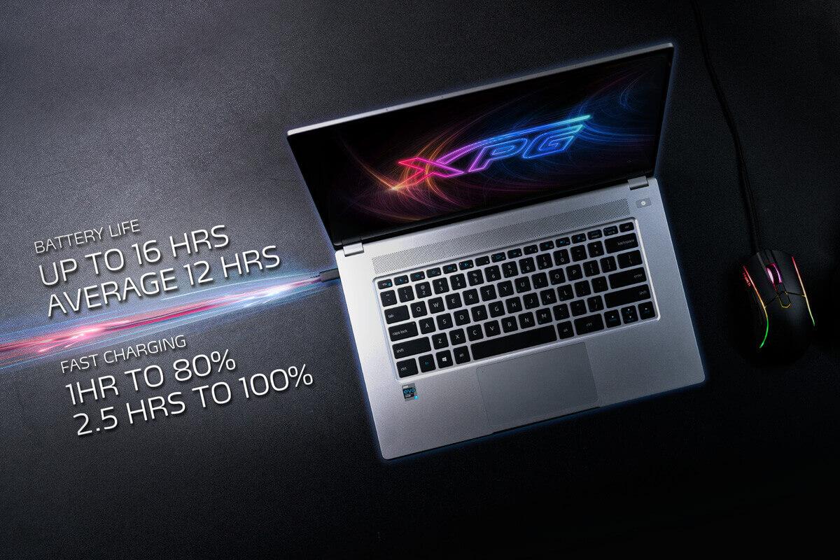 xpg laptop 2
