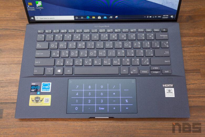 ASUS ExpertBook B9 B9400 Review 11