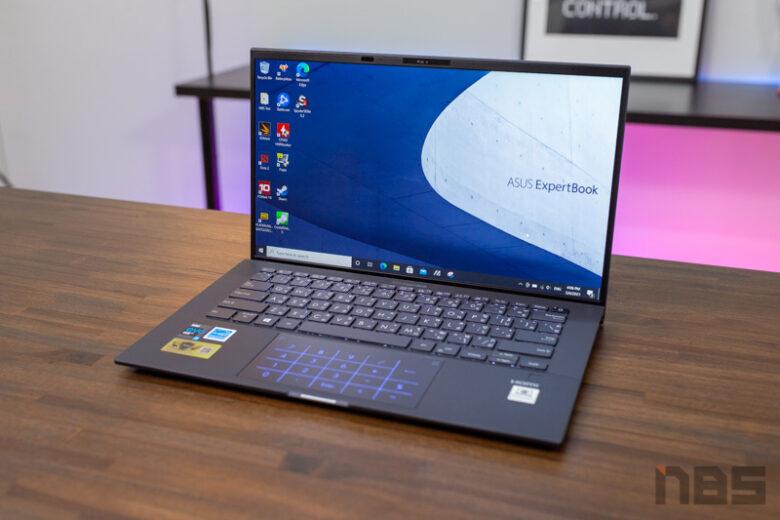 ASUS ExpertBook B9 B9400 Review 4